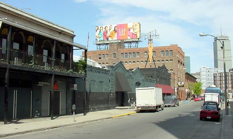 Gay Boston Clubs