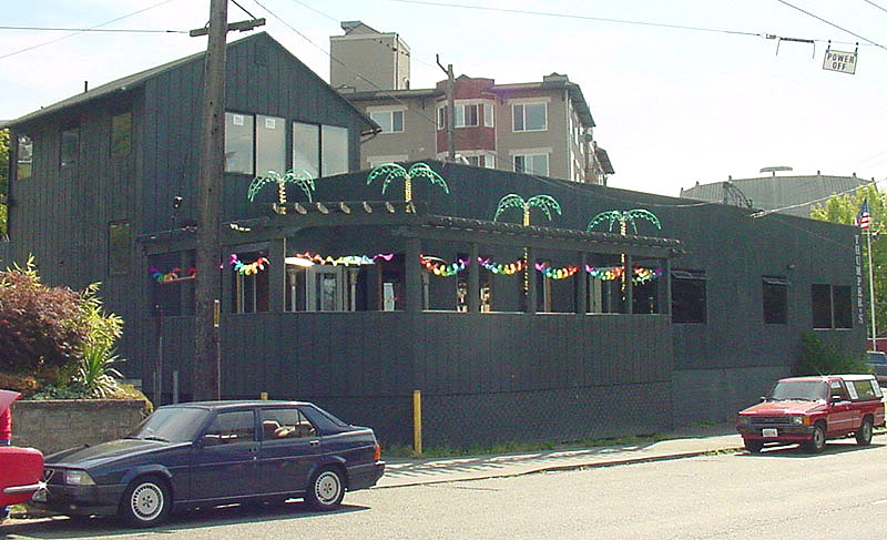 gay clubs seattle