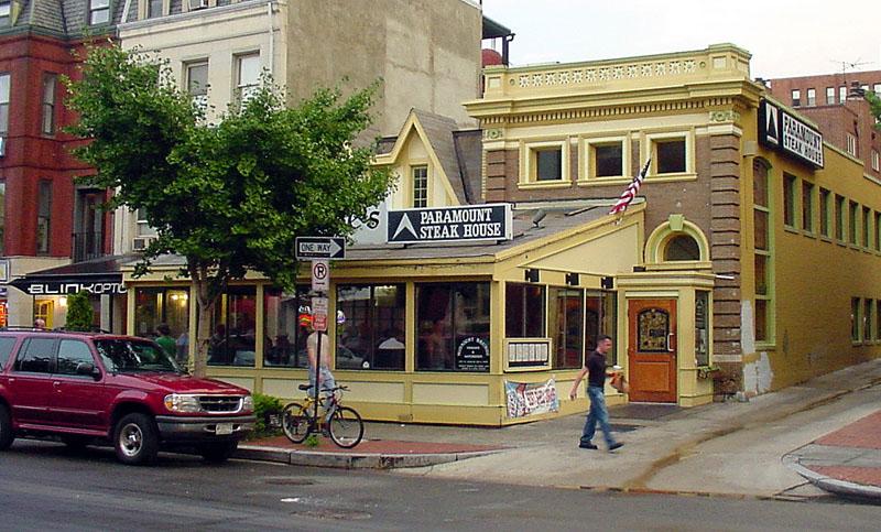 gay bar washington dc